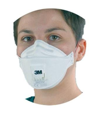 3M™ Particulate Respirator 10pcs - Valved