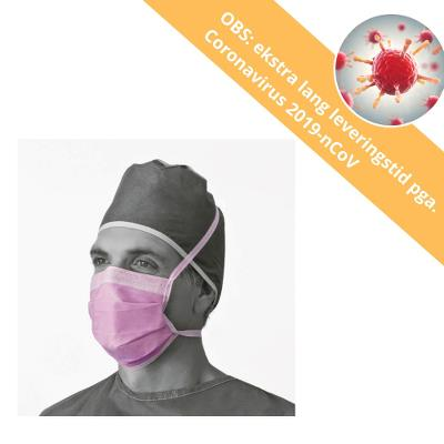Fluid-Resistant Surgical Face Masks, Medline