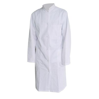 lab coat, white , Cotton/polyester, size 42