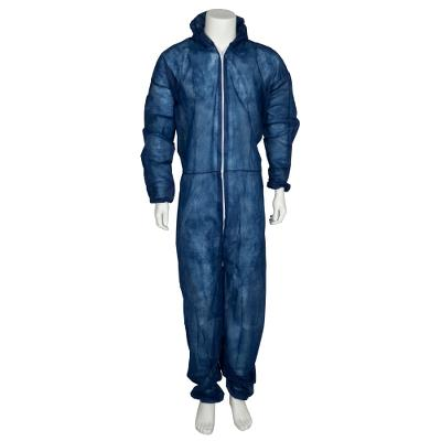FIT ON Disposable overalls blue L