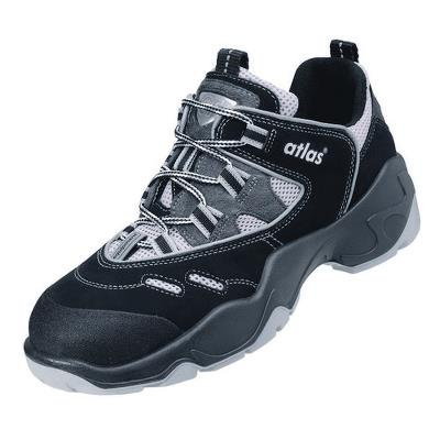 Atlas safety shoes CF2 Black, 43