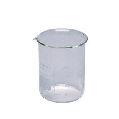 Glass beakers, high shape, 250 ml
