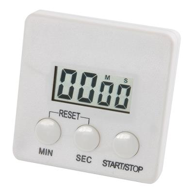 Digital timer, minutes/second (100 min), magnet