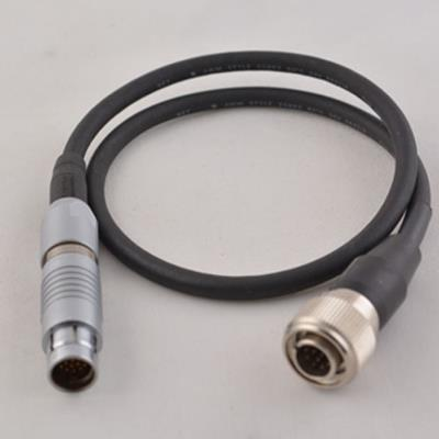 Connection cable, endoscope