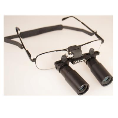 surgical loupes/ binoculars, 4,0X, 340mm