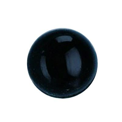Silicone Sphere Implants (Veterinary), black, 28-47mm