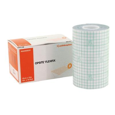 OPSITE FLEXIFIX Transparent Film Roll, 10cmx10m