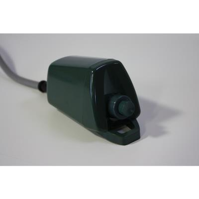 Hand Exposure Switch, green, 3 pin plug, Gierth