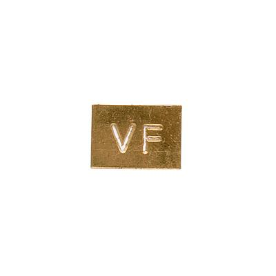 Identification label Vf