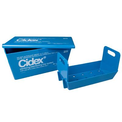 Cidex® instrument tray