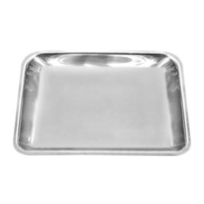Scalar tray, stainless steel, 300x200x16mm