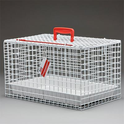 Standard cat carrying basket, 45x30x30cm, MDC Export