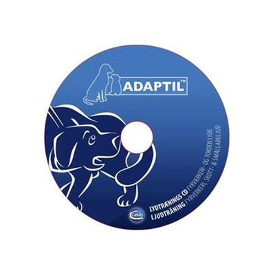 Adaptil Noise training CD