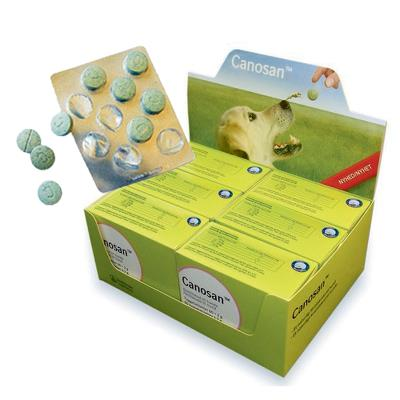 Canosan chewing tablets for Dog 60pcs