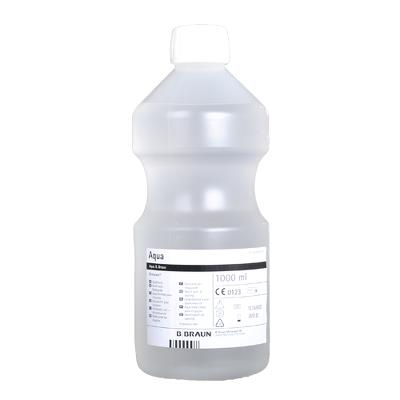 Water, sterile, 1000 ml