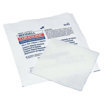 Kendall™ AMD Antimicrobial Foam Dressing, 10x10cm