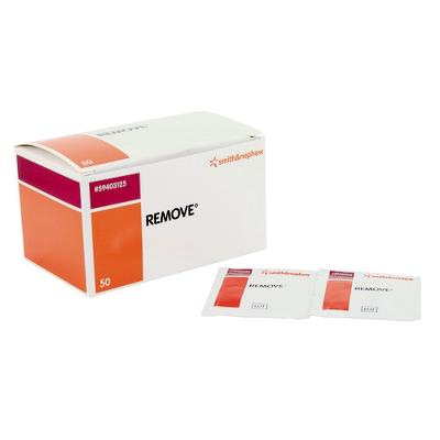 Adhesive Remover, Remove Wipes, 50 pcs/pkg, Smith & Nephew
