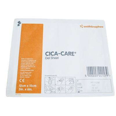 Slicone Gel Sheeting, 12x15cm, Cica-Care, Smith & Nephew