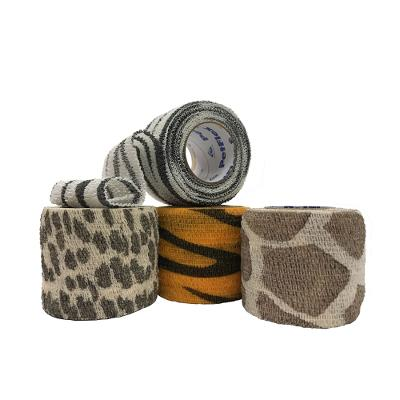 Henry Schein PetFlex Wrap Safari colour 7,5 cm x 4,5 m, 24 p