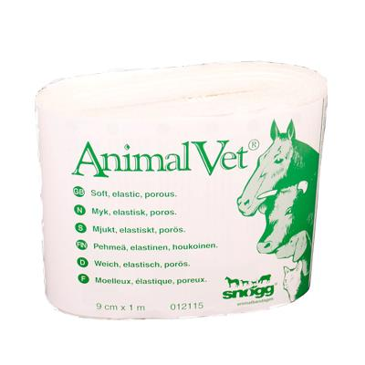 Foam dressing, 8cmx1m, Animal Vet, Snögg