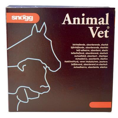 Foam dressing, 14cmx5m, Animal Vet, Snögg