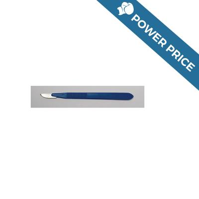 Disposable scalpels #15 10pcs