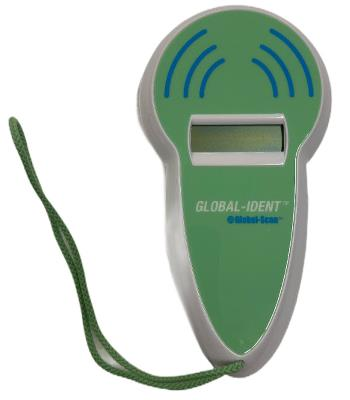 Microchip reader, Global Scan