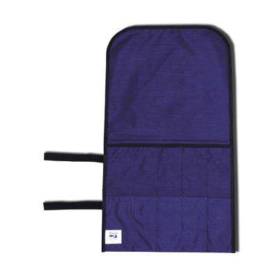 Standard Float Roll-up Instrument Case, Navy