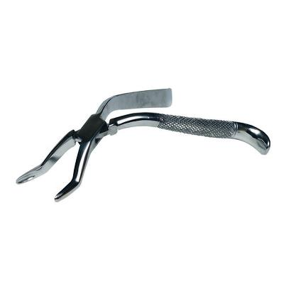 Wolf teeth forceps, 26cm