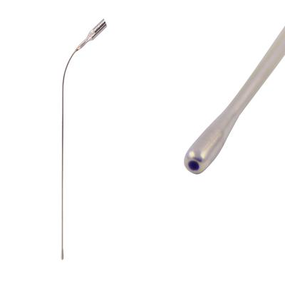 Satelec Urinary stones probe long 102mm Inside thread Curved