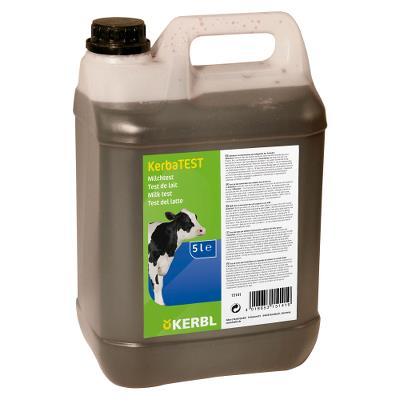 Milk Test Liquid KERBA TEST Milk test liquid 5L