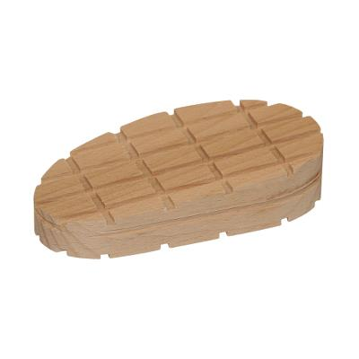 Wooden blocks wedge shape 112mm
