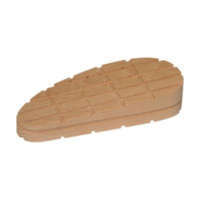 Wooden blocks wedge shape XL 130mm