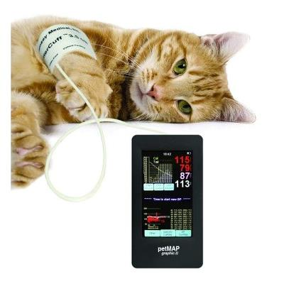 Blood Pressure Pet MAP Device incl Oesophagel temperature