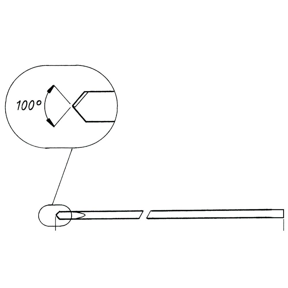1.6mm Kirschner Wire 125mm long (pack 10)